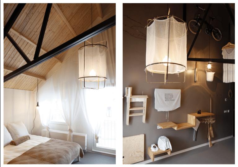 Mode Design Hotel Modez modekwartier Arnhem sleep